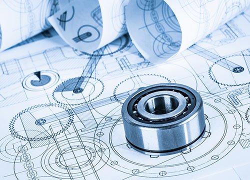 Konstruktion und Entwicklung